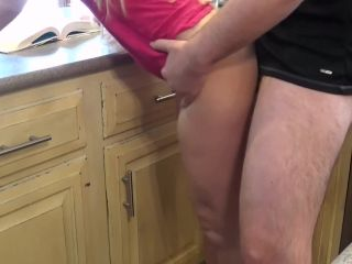 Elle wood's amateur milf adventures - Happy Birthday Son - clip 1 of 3