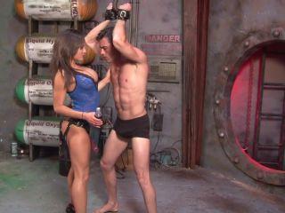 Muscular Men – She Owns Your Manhood – ChiChi Fucks and Milks Her Slave