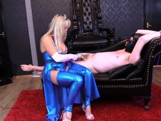 Cock Locked – Mistress Tess – CUSTOM – Edge of Reason with Sinderella