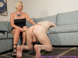 Goddess Brianna – Brat Princess 2 – Brianna – Mother Punishes her Daughters Teacher