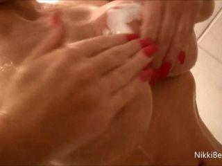 Cum in My Shower