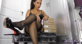 Worship Jasmine My Louboutin Bitch
