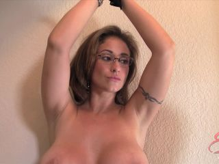 Eva Notty in Hands Tied Tit Tickle Part 2 Eva Notty