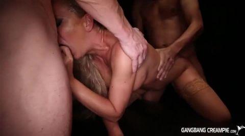 Online porn - GangbangCreampie presents Cherie DeVille – Gangbang Creampie 60 milf