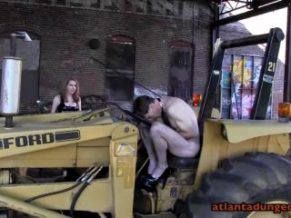 Corporal Punishment – Atlanta Dungeon – Bullwhipped For Smoking – Mistress Ayn