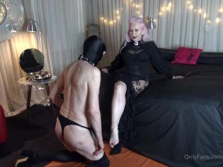 Miss Kim Rub - Foot Worship And Massage [HD 720P] - Screenshot 1