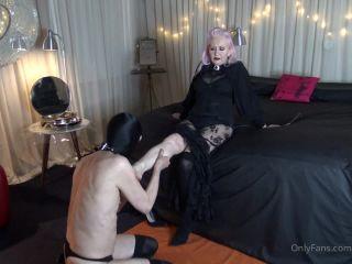 Miss Kim Rub - Foot Worship And Massage [HD 720P] - Screenshot 3