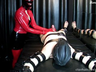 Extreme Immobilized Milking – My Slave HD Femdom Videos