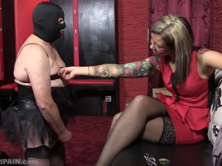 Eve Dynamite In Scene: Bondage Chair Part 6 – LUST AND PAIN