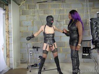 The English Mansion – Mistress Lorraine – Predicament Bondage Games – Part 1