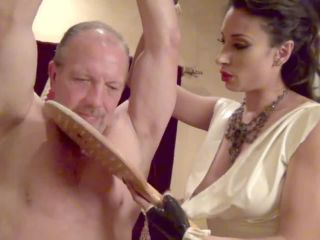 domnation  goddess tangent  your insubordinate words will cost you your ass  corporal punishment