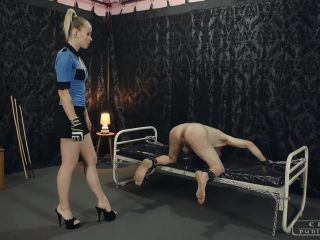 Spanking – CRUEL PUNISHMENTS – SEVERE FEMDOM – Extreme femdom part1 – Mistress Anette