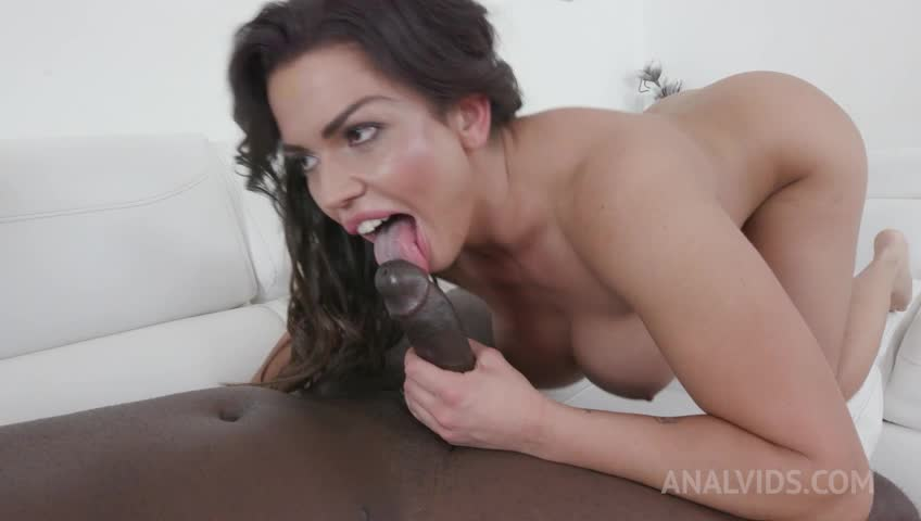 Chloe Lamour casting with big black cock - 04.07.20 - k2s.tv