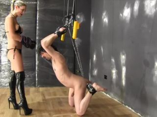 Ball Abuse – Ballbusting World – The Most Vulnerable – Nikki Whiplash