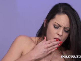 Boss fuck babe secretury Carolina Abril -