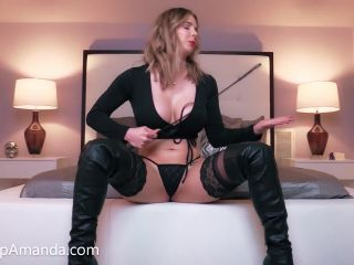 Goddess Amanda – Your Pain is My Ultimate Pleasure CBT