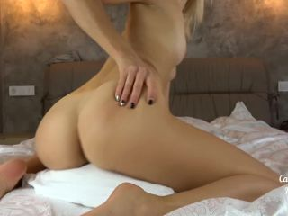 Pillow Humping Orgasm with Load Moanings