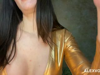 Gold suit Hkj with fat dong balls deep anal  gape  fist   prolapse