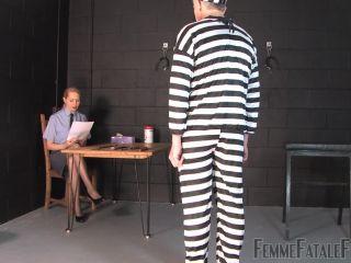 Femme Fatale Films – Mistress Eleise de Lacy – The Punishment Officer – Complete Film