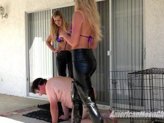 The Mean Girls – Piggy Gets Fed (1080 HD) – Princess Chanel, Princess Ashley