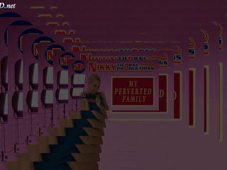Lullu Gun masturbating part 03 — Nikky Thorne Productions