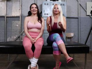 everything butt: february 22, 2019 – london river, dana dearmond/dana's butt building emporium