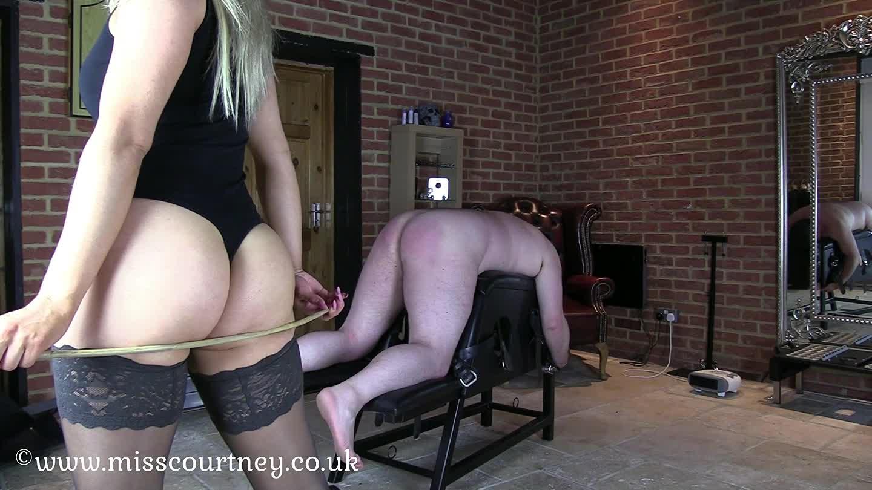 xxx clip 49 Mistress Courtney starring in video 'A Sore Ass' - mistress courtney - british porn femdom forced orgasm - k2s.tv