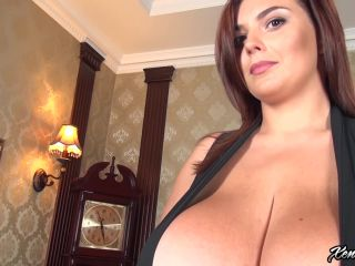 Xenia Wood - Extreme Deep Cleavage - FullHD