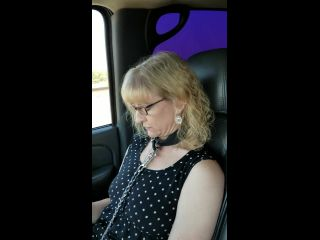 Sub19671969 - Cumming With Hitachi While Riding In The Truck