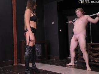 Cruel-Mistresses – Cruel Ballbustings – Vicious Ballbusting (1080 HD) – Hot Femdom