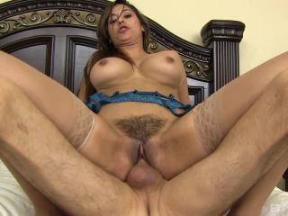 Reena Sky Has A Neatly Trimmed Hairy Pussy That Gets Stuffed With Dick