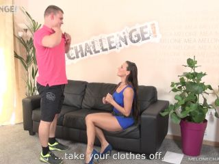 Melonechallenge - Pussylicking  Mea Melone