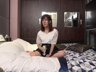 """407KAG-053 Take Individual Shots With A Big Tits Cabaret! I do not make a boyfriend but want sefure Immorality girls with strong libido ♪ """"I want to lick this..."""""""