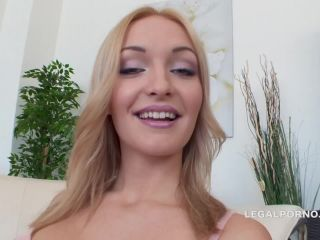 anal heels Perfect DAP, Belle Claire 9 DAP position, no pussy, no anal and 3 swallows. Gaping asshole. Rock n`dap for you GIO145 , rough on gangbang