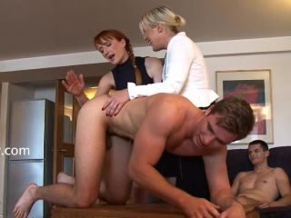 Office Rival Stripped Part 5