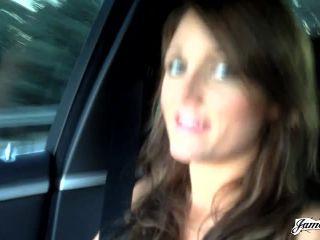 Kenzie Vaughn Fulfills Her Fantasy of Becoming James Deen's Sex Slave