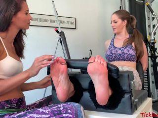 Ticklish – Tickle Abuse – Gym Tickle