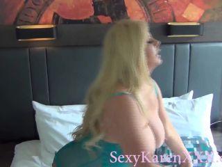 Karen Fisher - Creampie For Karen Video - SexyKarenXXX - FULLHD 1080P