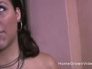 Homegrownvideo.com- Selena Star Swallows Big Black Cock-- Real people, beautiful girl, milf