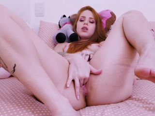 Modelhub_com - Pink dildo and anal plug 3
