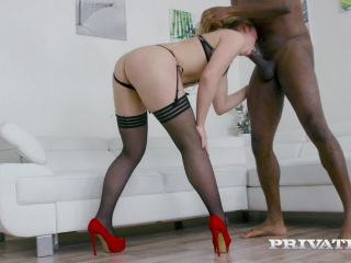 Private presents Liberta Black — 5 BBC Gangbangs 3 —