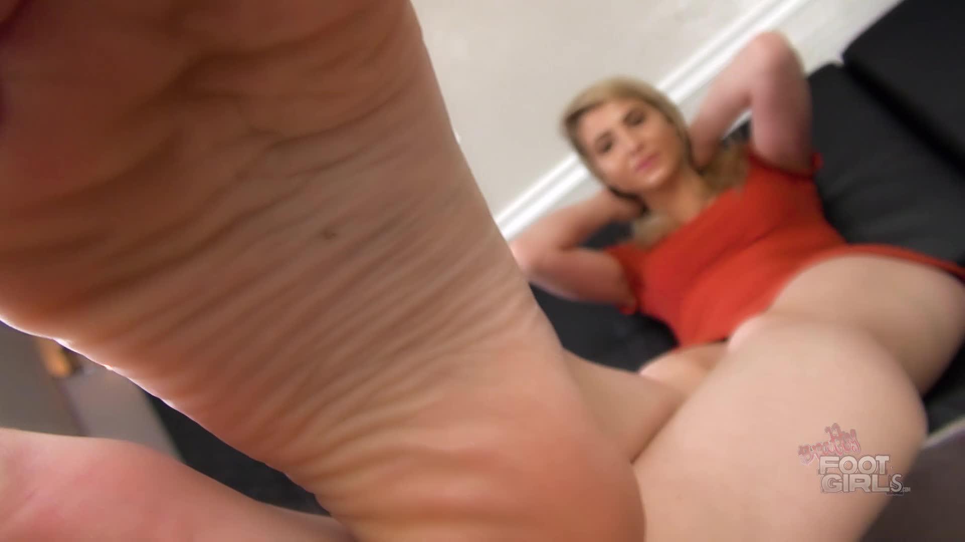 Foot Slave Training Pov