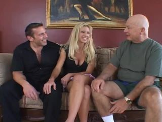 Hot MILF Drilled While Husband Watches