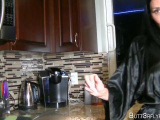 Clips4sale presents Butt3rflyforU in Cummies Before School,  on milf porn