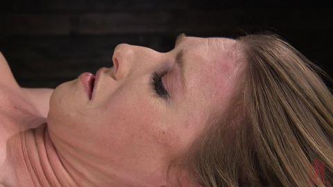 Ashley Lane - Ashley Lane: Pain Slut Brutally Tormented in Device Bondage (720p)