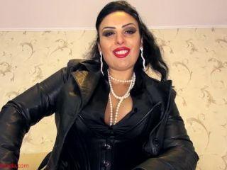 Masturbation Encouragement – Mistress Ezada Sinn – One last chance to cum