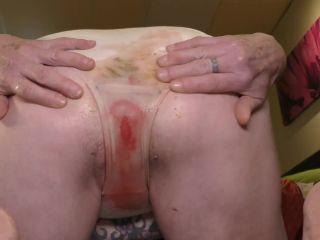 DG - Period Poo - Pee In Panties [FullHD 1080P] - Screenshot 6