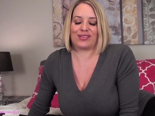 [Manyvids] Maggie Green - Blackmailing Thieving Mom Into Sex