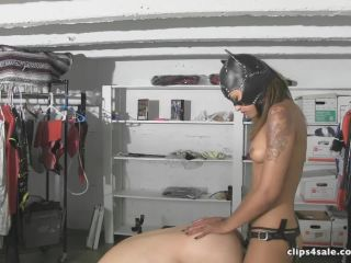 Femdom Sex – Sexy Dom Clips – Ass Fucked By Cat Woman