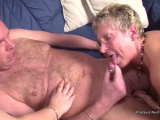Mature Couple BBW